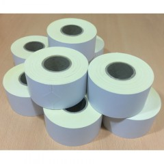 CSG PLAIN WHITE CONTINUOUS THERMAL PAPER ROLLS | countyscales.co.uk