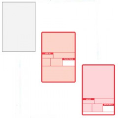 AVERY SELF-ADHESIVE LABELS FOR M, XM, XS & IX SERIES. | countyscales.co.uk