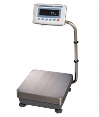 A&D GP SERIES INTERNAL CALIBRATION | countyscales.co.uk