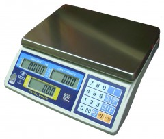 EXCELL FD-110 DIGITAL RETAIL SCALES | countyscales.co.uk