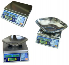 FD-110 Digital Retail Scale | countyscales.co.uk
