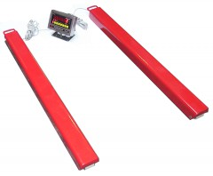 LOCOSC LPB WEIGH BEAMS HIRE | countyscales.co.uk