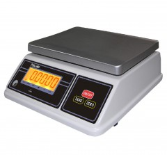 T-SCALE SW-III SERIES WATERPROOF CHECK-WEIGHING SCALE | countyscales.co.uk