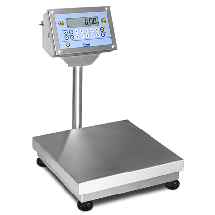 DINI-ARGEO ATEX 2GD SERIES SCALES FOR ATEX ZONES 1, 21, 2, 22