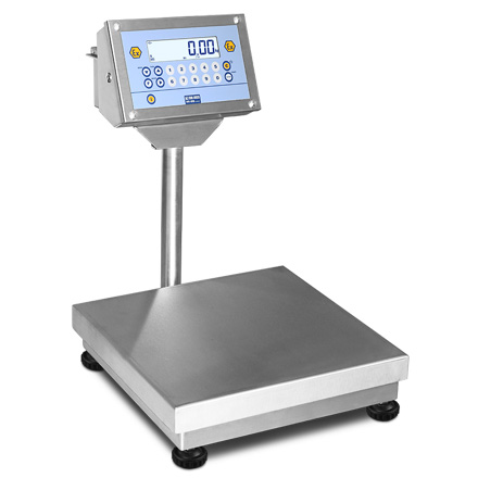DINI-ARGEO ATEX 3GD SERIES SCALES FOR ATEX ZONES 2 & 22