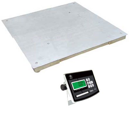PW-TFS HEAVY DUTY ALL STAINLESS STEEL PLATFORM SCALE