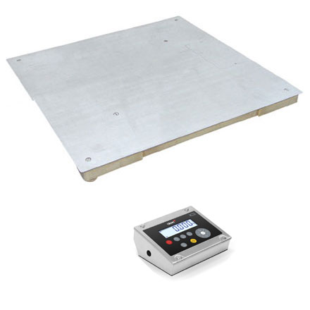 GRAM K3i-VFS IP67 ALL STAINLESS FOOD INDUSTRY PLATFORM SCALE