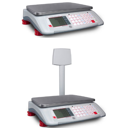OHAUS AVIATOR 7000 COUNTER-TOP SCALES