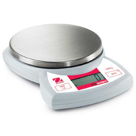 OHAUS CS SERIES COMPACT SCALE