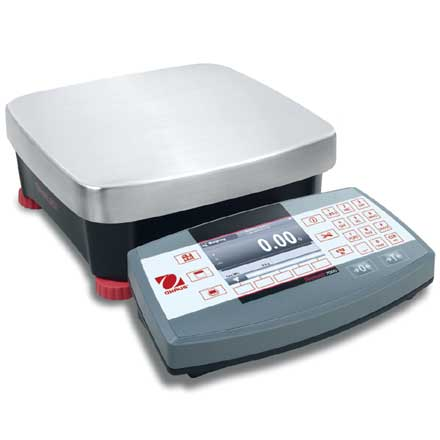 OHAUS RANGER 7000 COMPACT HIGH RESOLUTION BENCH SCALE