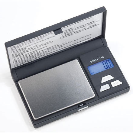 OHAUS YA GOLD SERIES POCKET SCALE