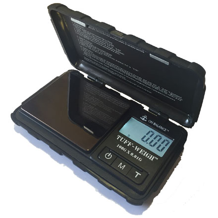 ON BALANCE TUFF-WEIGH SERIES SPECIAL EDITION POCKET BALANCE