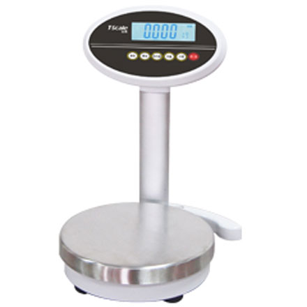 T-SCALE ROW SERIES BENCH TOP WEIGHING SCALE