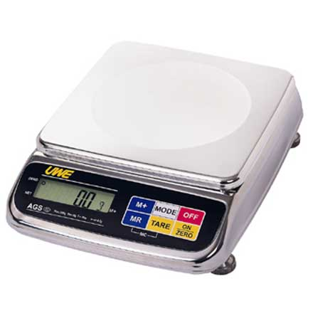UWE AGS Series BENCH SCALE All stainless steel bench scale