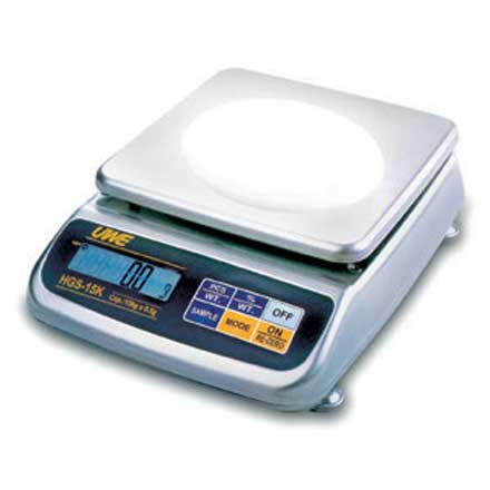 UWE HGS Series BENCH SCALE All stainless steel high resolution scale