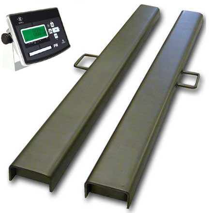VALUEWEIGH STAINLESS STEEL LOW-PROFILE WEIGHBEAMS