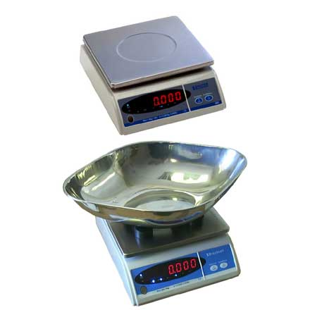 SALTER BRECKNELL 405 ELECTRONIC DIGITAL BENCH SCALE