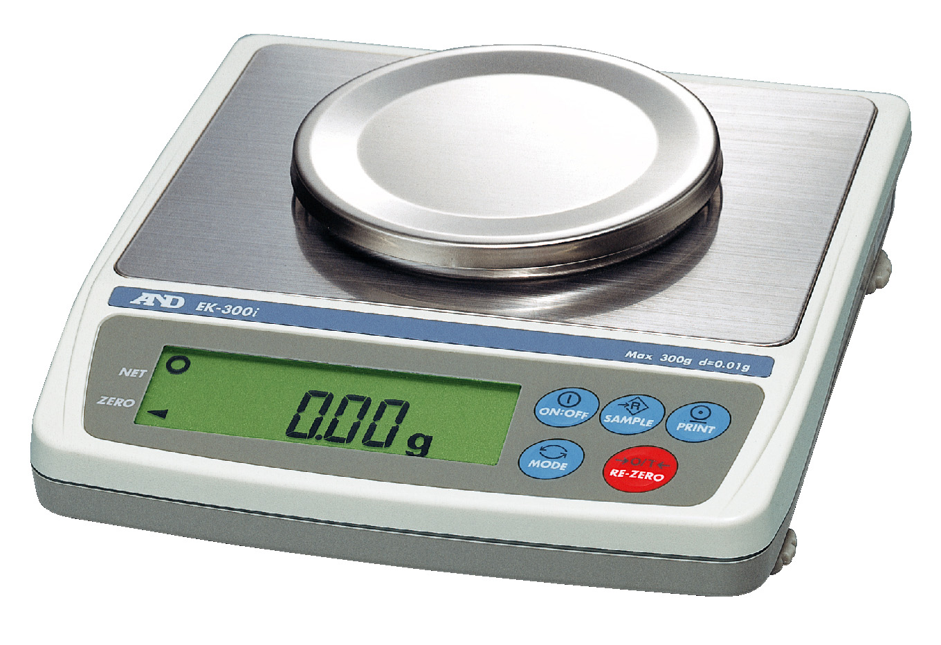 A&D EK-i / EW-i SERIES EC CLASS ll APPROVED ELECTRONIC JEWELLERY SCALE