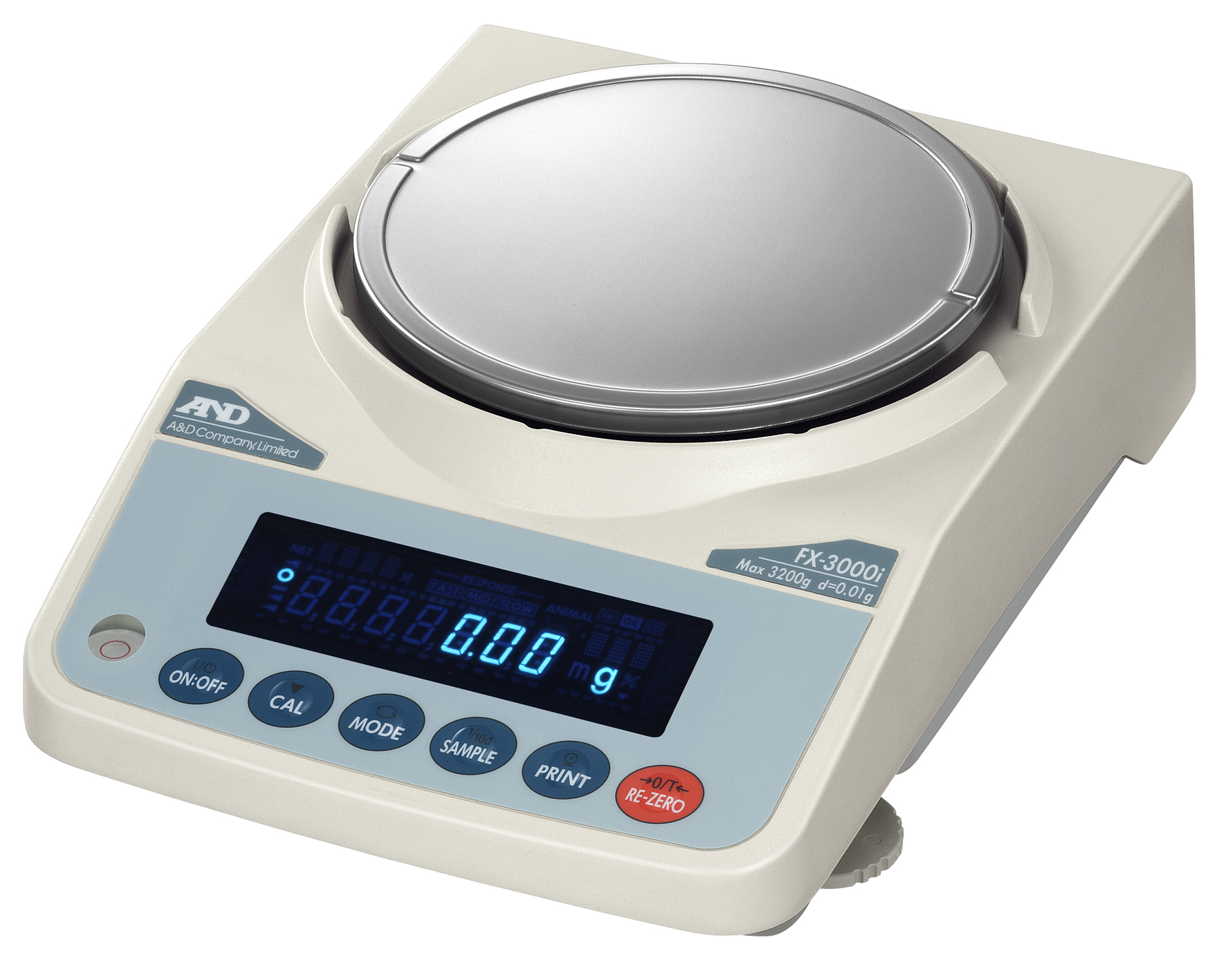 A&D FX-i-WP / FZ-i-WP SERIES IP65 DUST AND WATERPROOF FOOD BALANCE