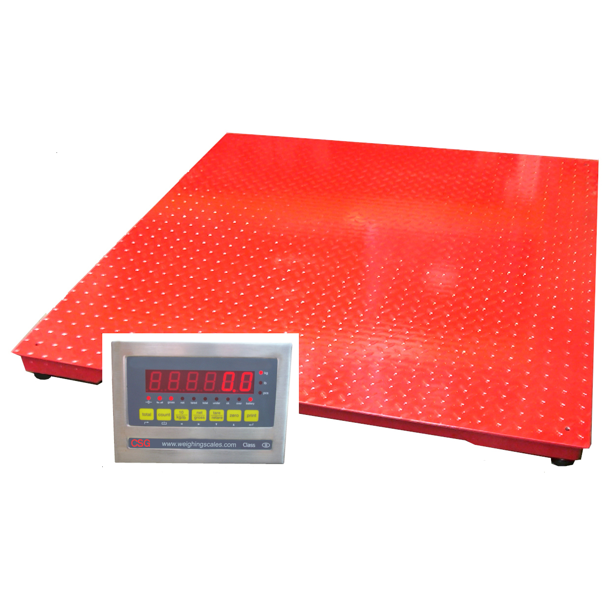 Platform Scales from countyscales.co.uk