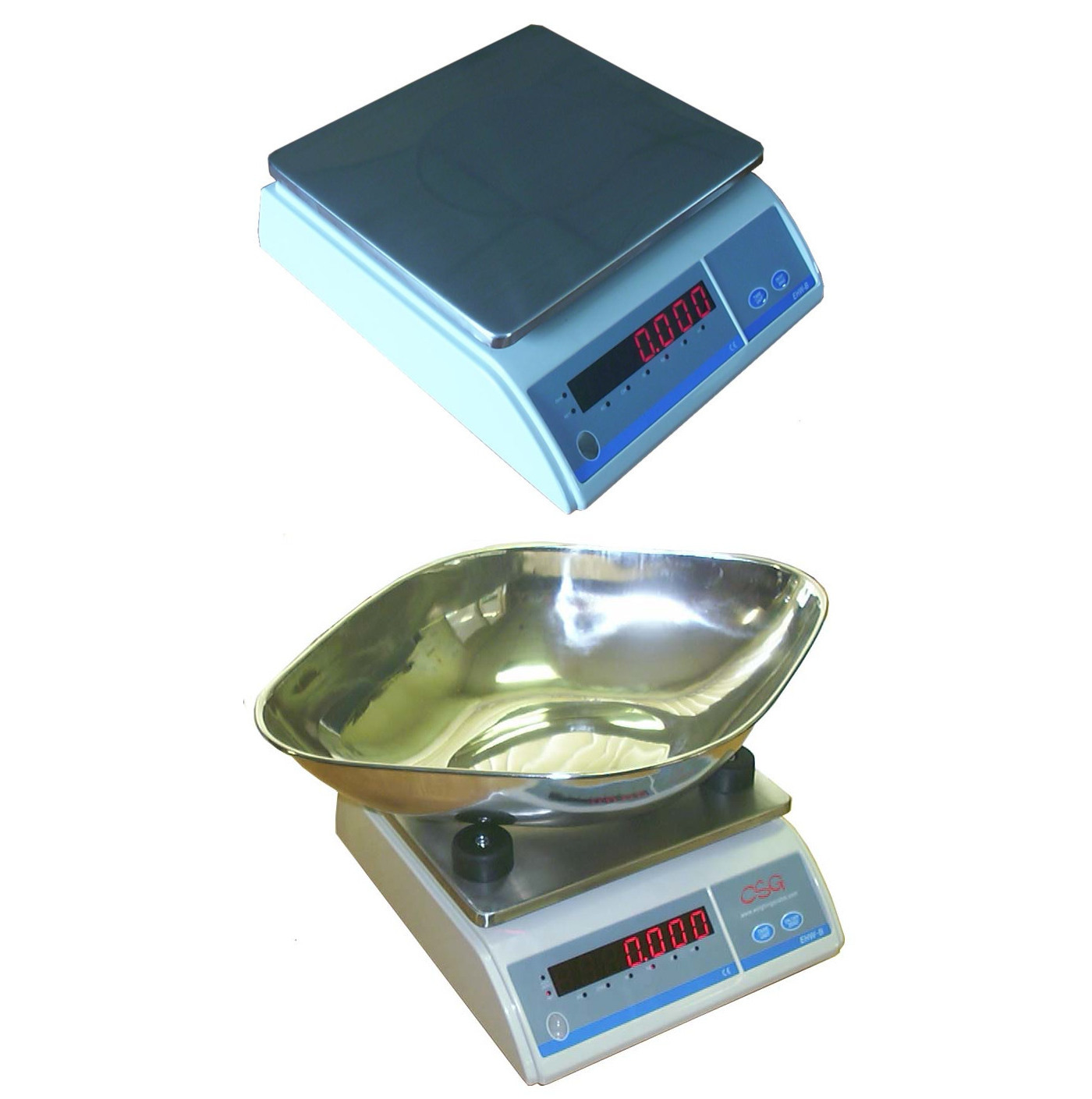 MEASURETEK EHW WEIGHING SCALE Low cost, simple to use portable electronic digital scale