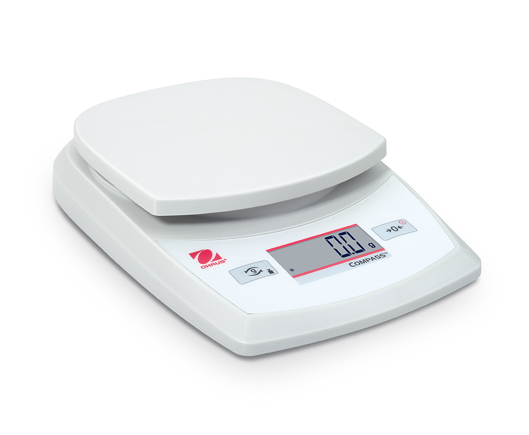 OHAUS COMPASS CR SERIES COMPACT SCALE