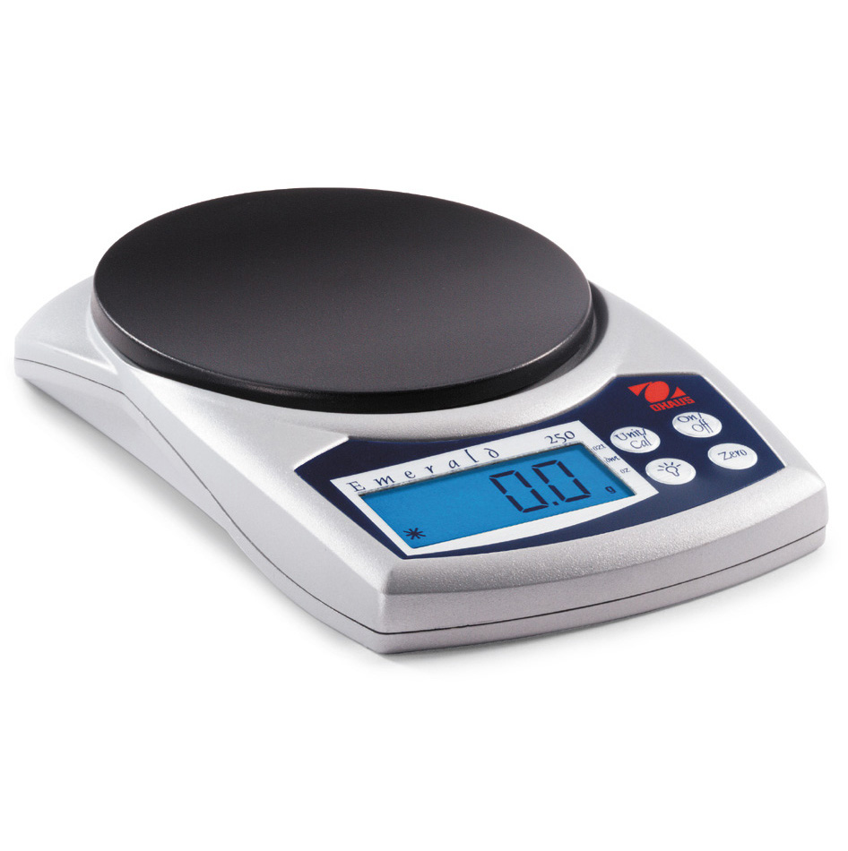 OHAUS EMERALD SERIES PORTABLE ELECTRONIC HANDHELD SCALES