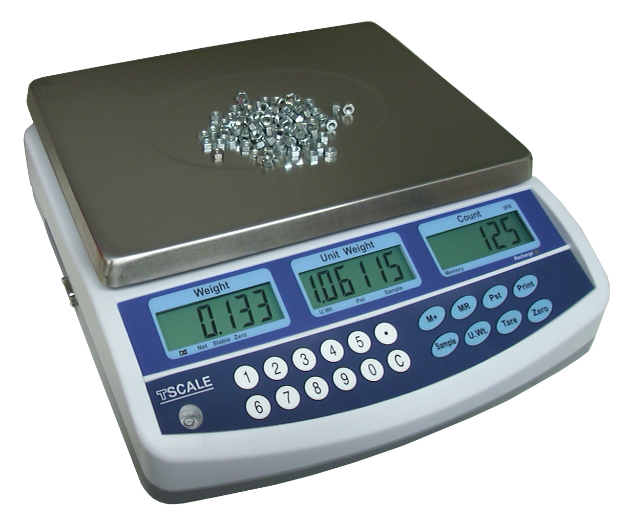 Counting Scales from countyscales.co.uk