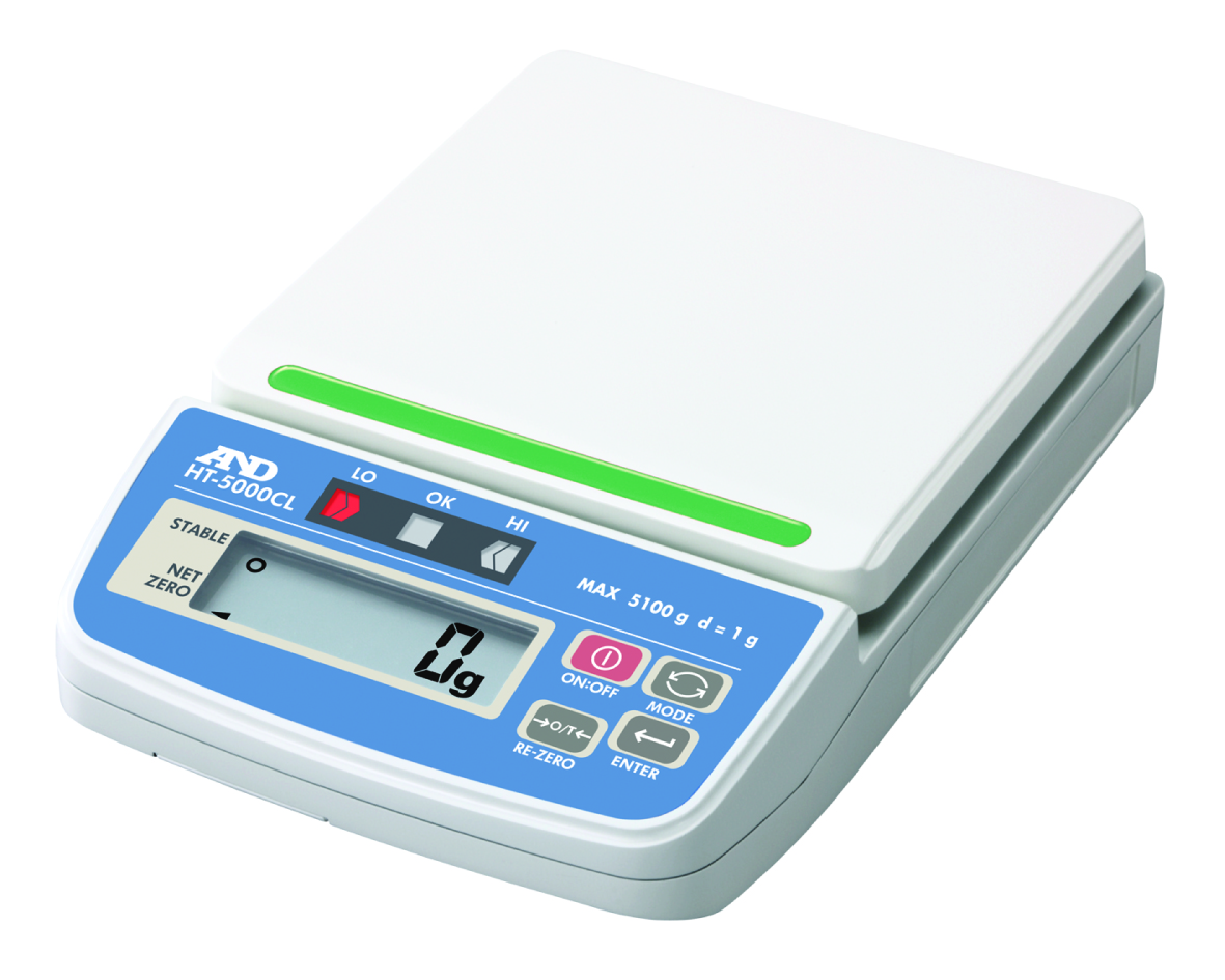 A&D HT-CL Series | countyscales.co.uk