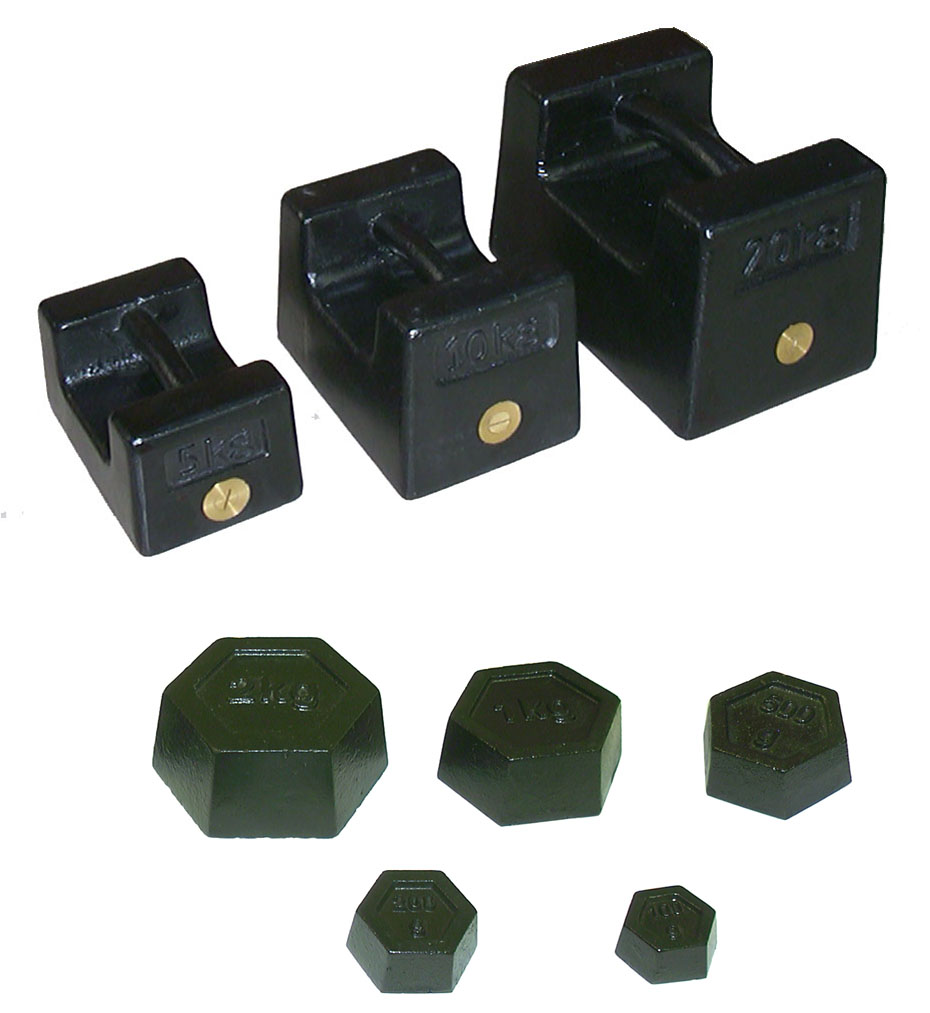 DISCOUNT PREMIER QUALITY METRIC IRON HEX & BAR CALIBRATION TEST WEIGHTS