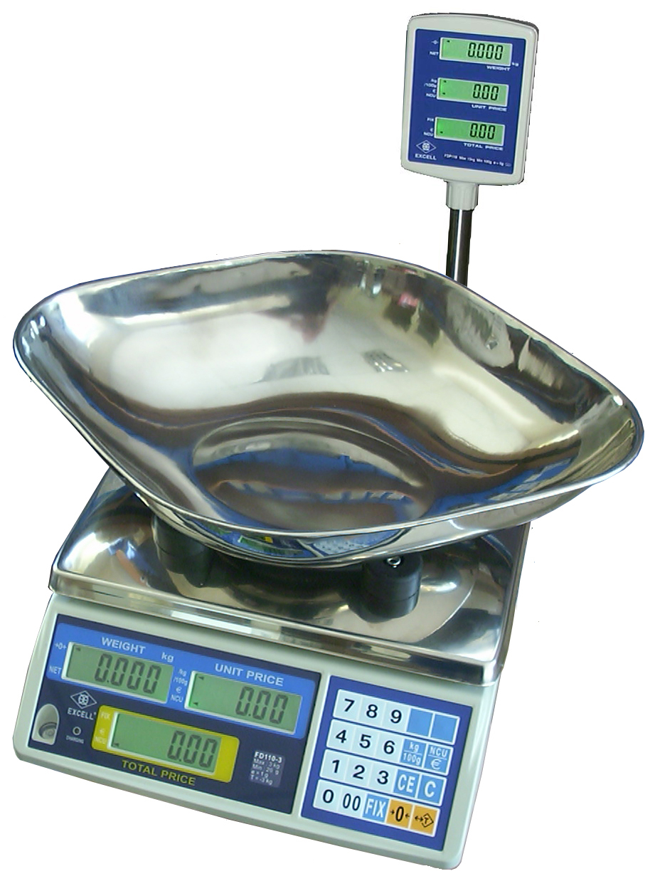 EXCELL FD-110 | countyscales.co.uk
