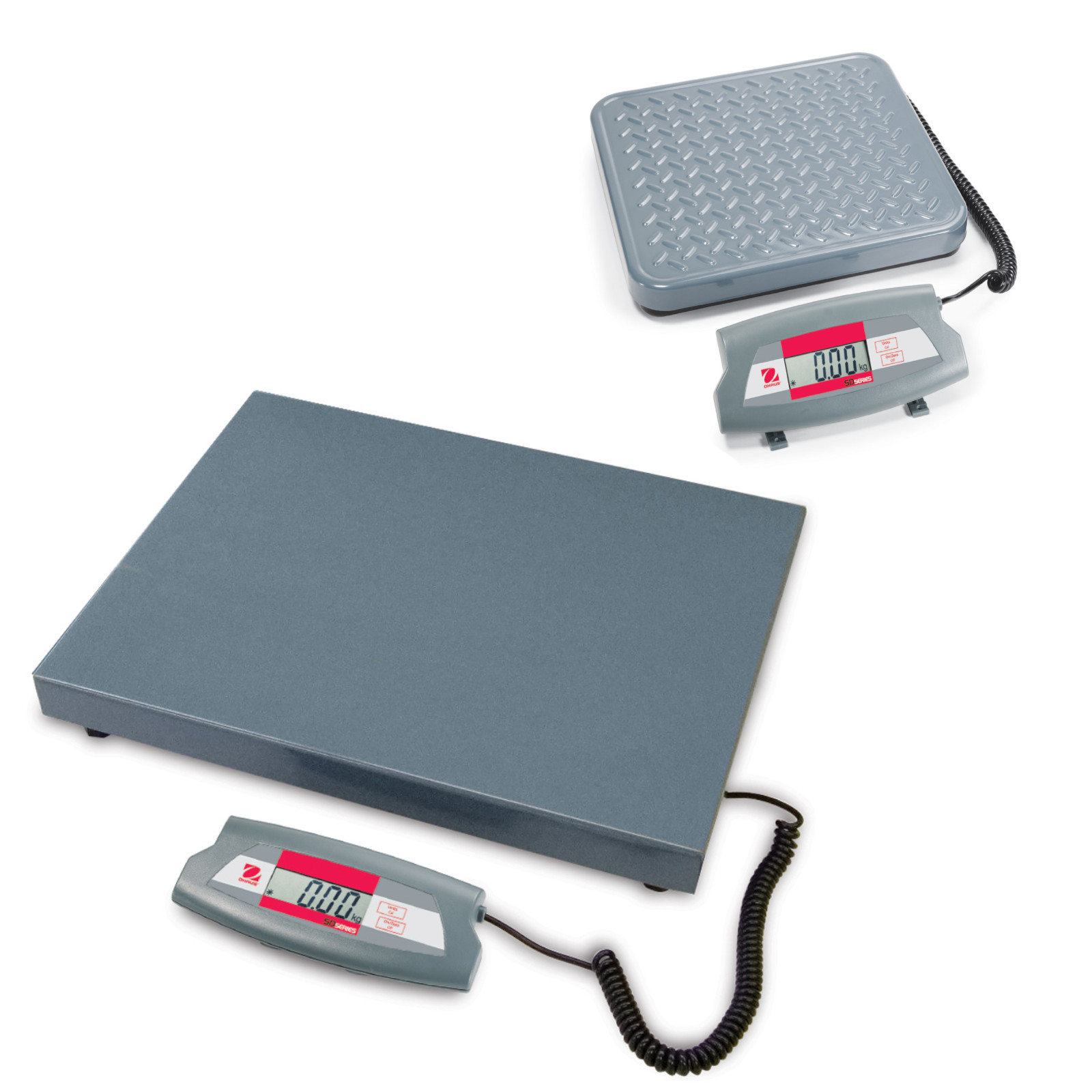 OHAUS SD & SD-L SERIES | countyscales.co.uk